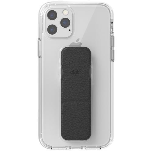 Gripcase Foundation voor de iPhone 11 Pro - Transparant / Zwart