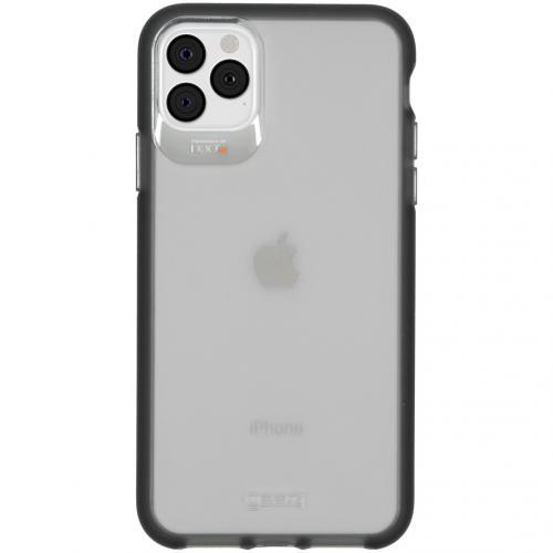 Hampton Backcover voor de iPhone 11 Pro Max - Zwart