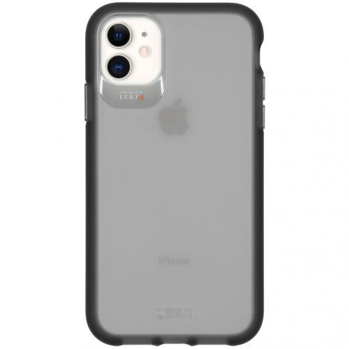 Hampton Backcover voor de iPhone 11 - Zwart