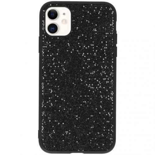 Hardcase Backcover voor de iPhone 11 - Glitter