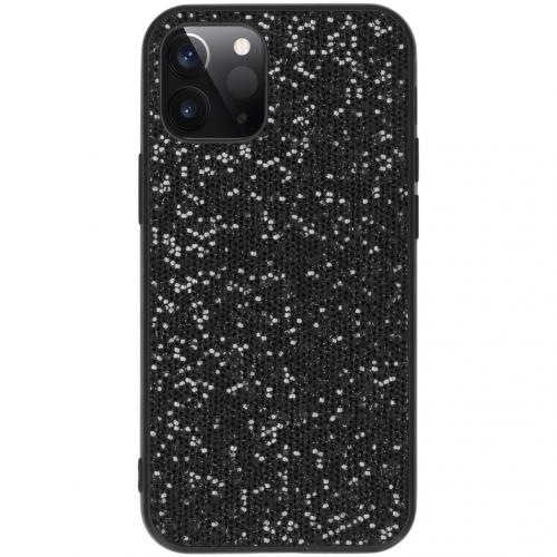 Hardcase Backcover voor de iPhone 12 5.4 inch - Glitter