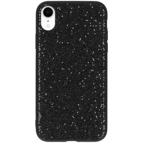 Hardcase Backcover voor de iPhone Xr - Glitter