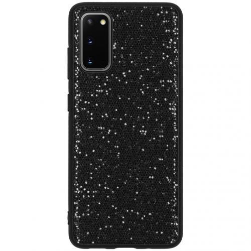 Hardcase Backcover voor de Samsung Galaxy S20 - Glitter