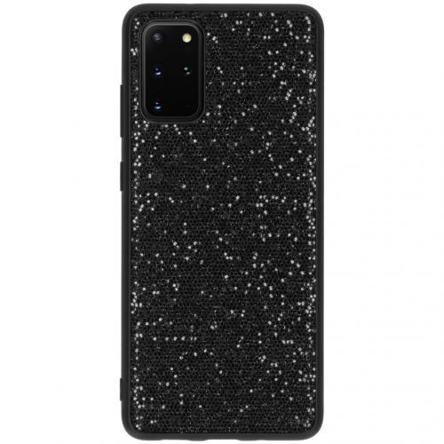 Hardcase Backcover voor de Samsung Galaxy S20 Plus - Glitter