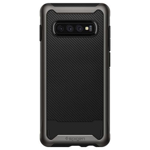 Hybrid NX Backcover voor Samsung Galaxy S10 Plus - Grijs