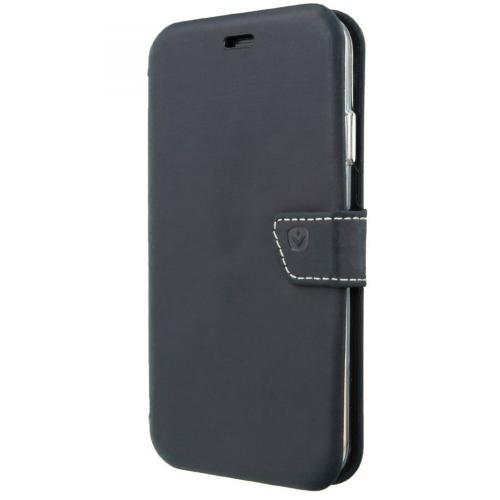 Impact Wallet Booktype voor de iPhone Xs Max - Vintage Black