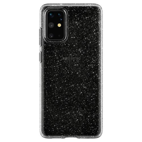 Liquid Crystal Backcover voor de Samsung Galaxy S20 Plus - Glitter