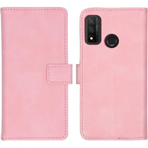 Luxe Booktype voor de Huawei P Smart (2020) - Roze