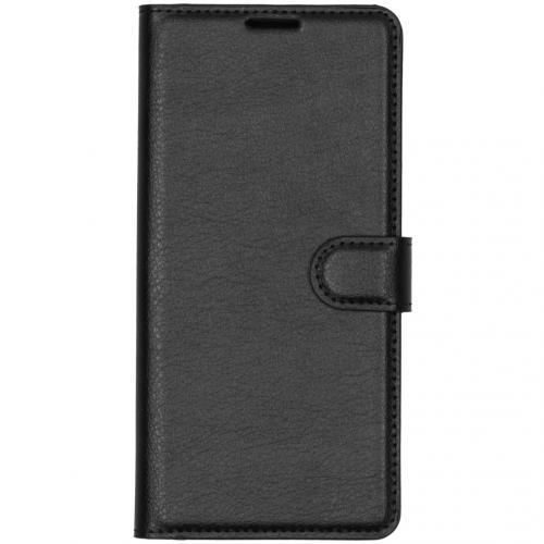 Luxe Booktype Xiaomi Redmi Note 8 Pro - Zwart