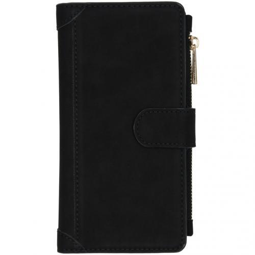 Luxe Portemonnee voor de Huawei Mate 30 Pro - Zwart