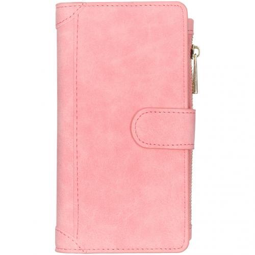 Luxe Portemonnee voor de iPhone 11 Pro Max - Roze
