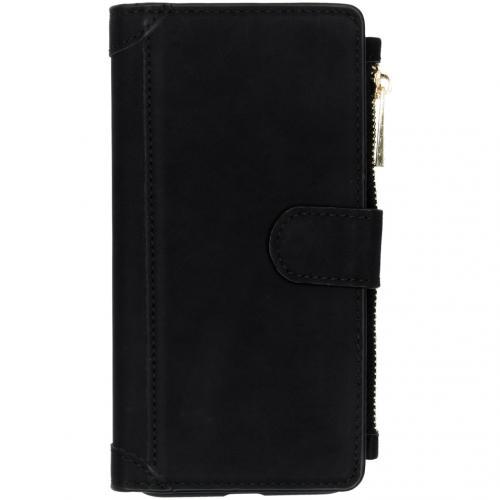 Luxe Portemonnee voor de iPhone 11 Pro Max - Zwart