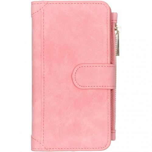 Luxe Portemonnee voor de iPhone 11 - Roze