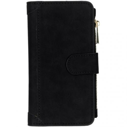 Luxe Portemonnee voor de iPhone 11 - Zwart