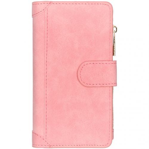 Luxe Portemonnee voor de Samsung Galaxy A41 - Roze