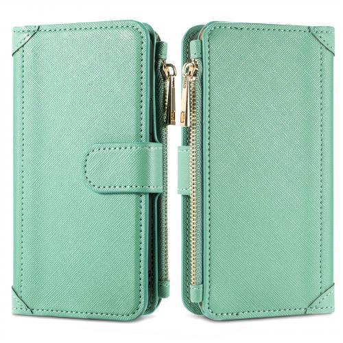 Luxe Portemonnee voor de Samsung Galaxy A52 (5G) / A52 (4G) - Groen