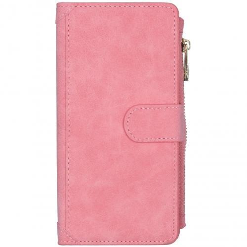 Luxe Portemonnee voor de Samsung Galaxy A71 - Roze