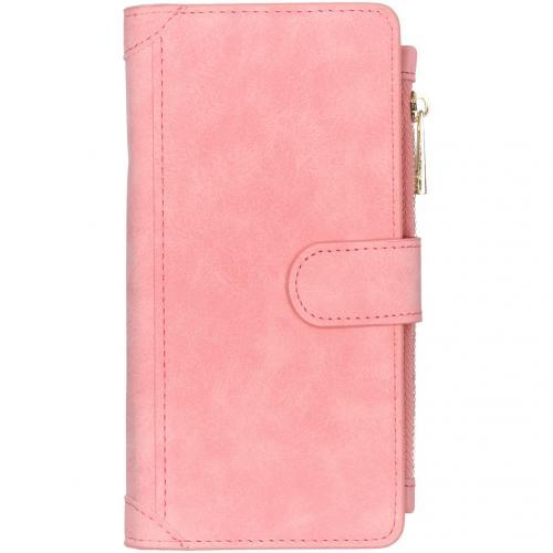 Luxe Portemonnee voor de Samsung Galaxy Note 10 Plus - Roze