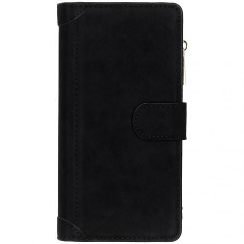 Luxe Portemonnee voor de Samsung Galaxy Note 10 Plus - Zwart