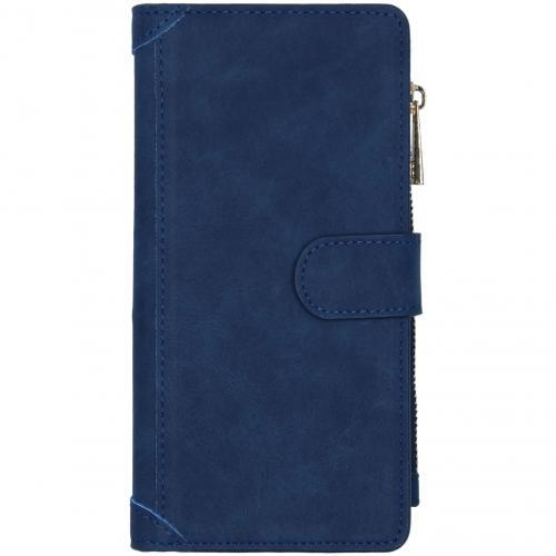 Luxe Portemonnee voor de Samsung Galaxy S10 Lite - Blauw