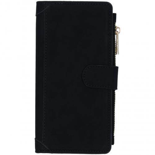Luxe Portemonnee voor de Samsung Galaxy S10 Lite - Zwart