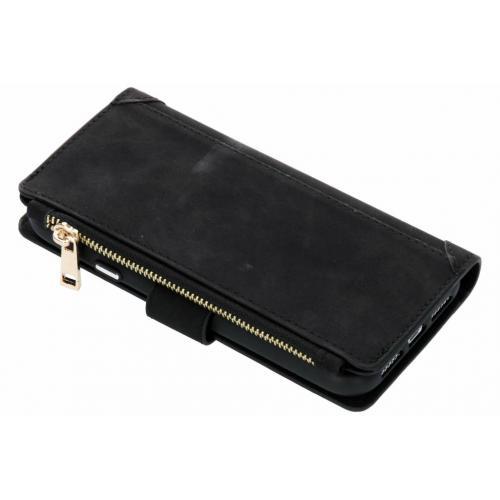 Luxe Portemonnee voor iPhone Xr - Zwart