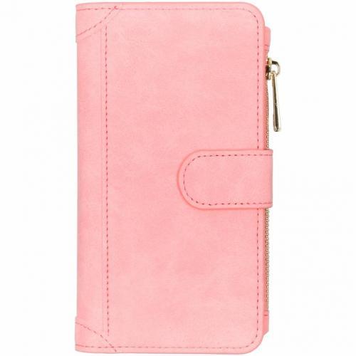 Luxe Portemonnee voor Samsung Galaxy S10 - Roze