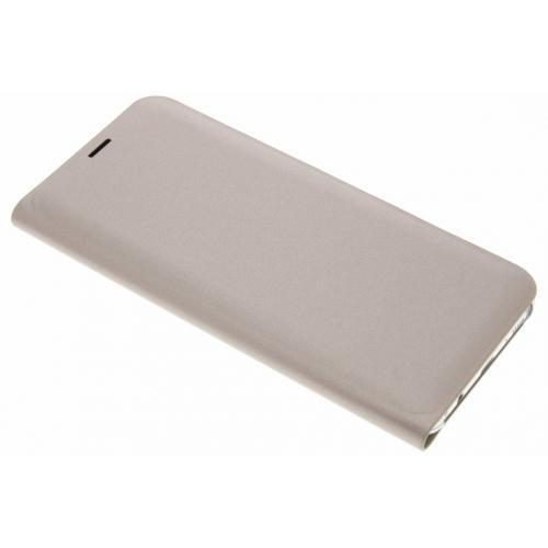 Luxe Slim Booktype voor Samsung Galaxy S8 Plus - Goud