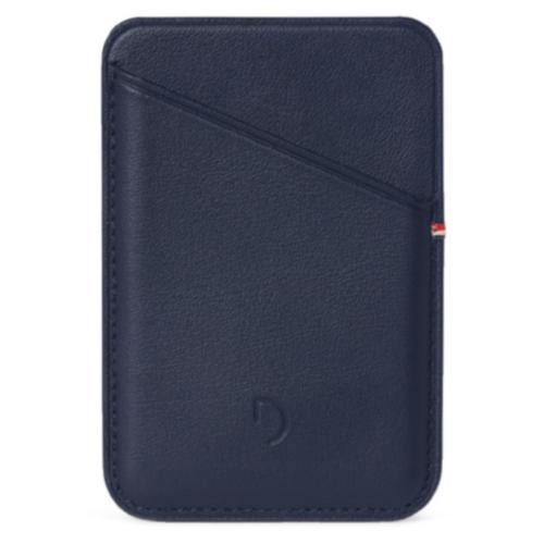 MagSafe Card Sleeve - Blauw