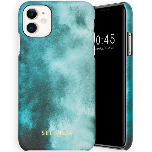 Maya Fashion Backcover voor de iPhone 11 - Air Blue
