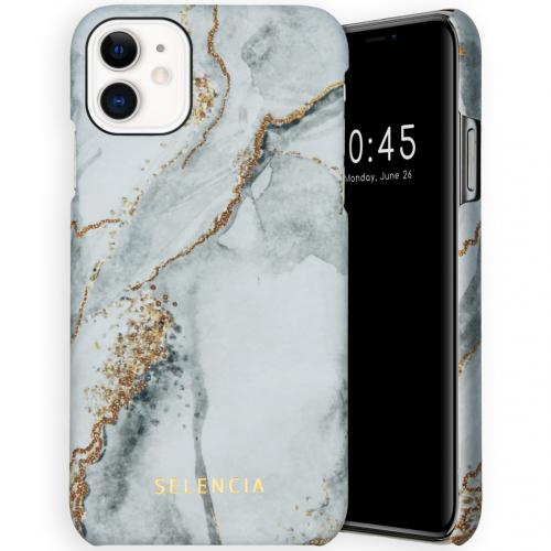 Maya Fashion Backcover voor de iPhone 11 - Marble Stone