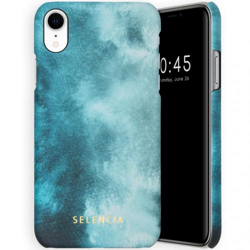 Maya Fashion Backcover voor de iPhone Xr - Air Blue