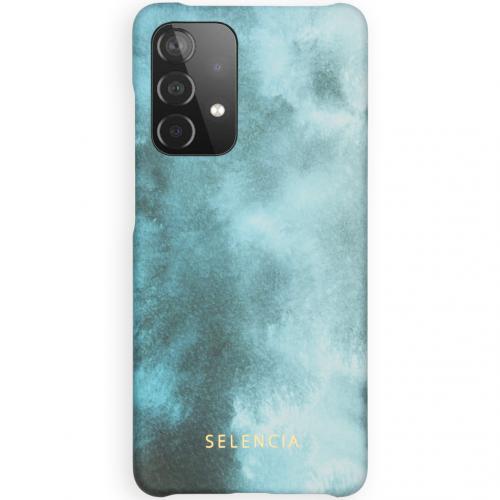 Maya Fashion Backcover voor de Samsung Galaxy A52 (5G) / A52 (4G) - Air Blue
