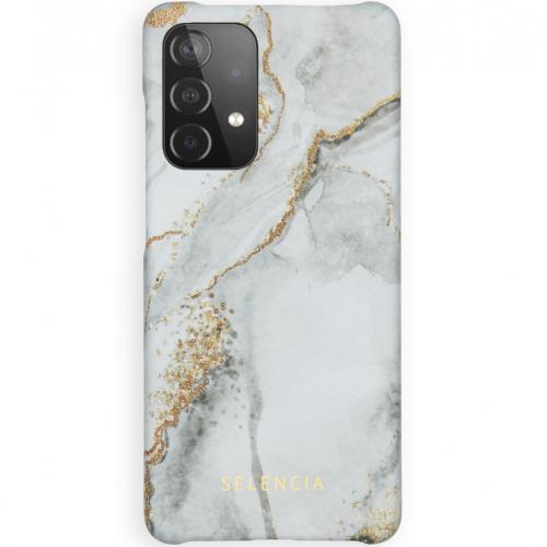Maya Fashion Backcover voor de Samsung Galaxy A52 (5G) / A52 (4G) - Marble Stone