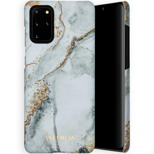 Maya Fashion Backcover voor de Samsung Galaxy S20 Plus - Marble Stone