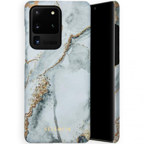 Maya Fashion Backcover voor de Samsung Galaxy S20 Ultra - Marble Stone