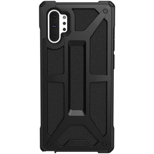 Monarch Backcover voor de Samsung Galaxy Note 10 Plus - Zwart