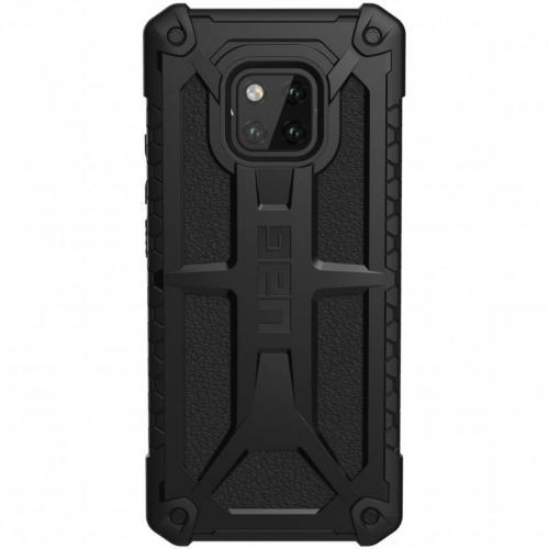 Monarch Backcover voor Huawei Mate 20 Pro - Zwart