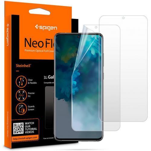 Neo Flex Screenprotector Duo Pack voor de Samsung Galaxy S20