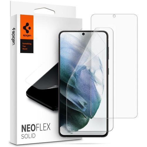 Neo Flex Solid Screenprotector Duo Pack voor de Samsung Galaxy S21 Plus