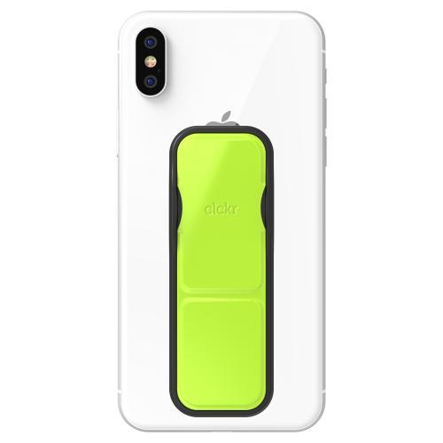 Neon Geel Universal Phone Grip