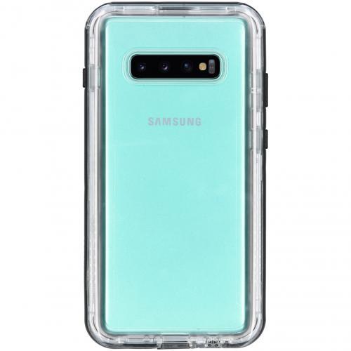 NXT Backcover voor de Samsung Galaxy S10 Plus - Zwart