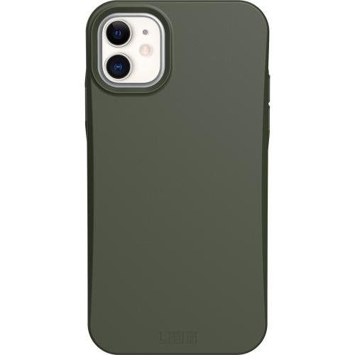 Outback Backcover voor de iPhone 11 - Olive