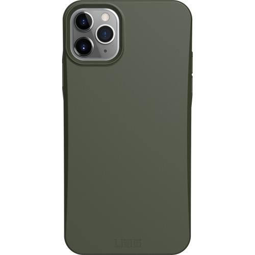 Outback Backcover voor de iPhone 11 Pro Max - Olive