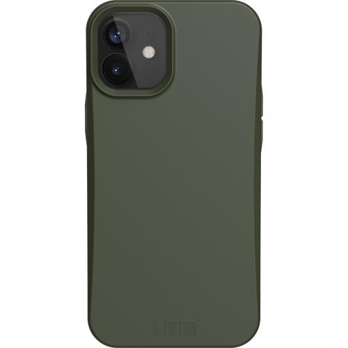 Outback Backcover voor de iPhone 12 Mini - Groen