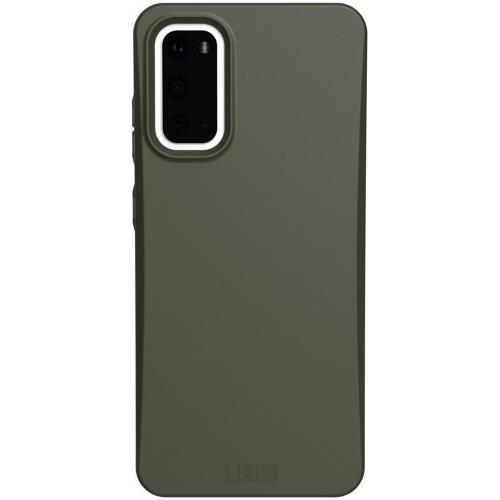 Outback Backcover voor de Samsung Galaxy S20 - Groen