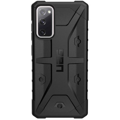 Pathfinder Backcover voor de Samsung Galaxy S20 FE - Zwart