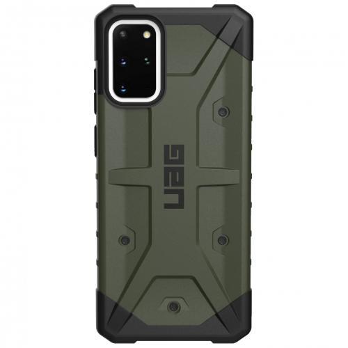 Pathfinder Backcover voor de Samsung Galaxy S20 Plus - Olive Drab Green
