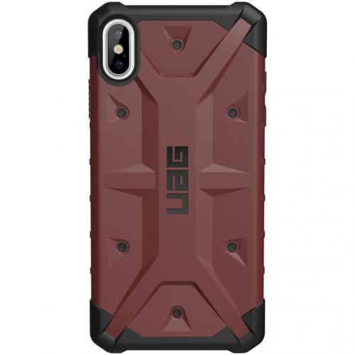 Pathfinder Backcover voor iPhone Xs Max - Rood