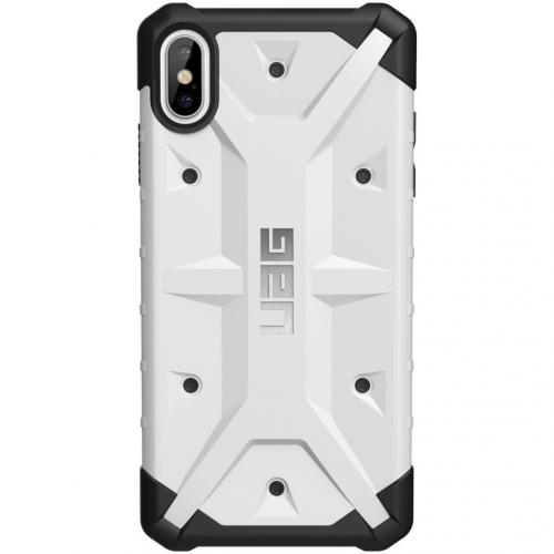 Pathfinder Backcover voor iPhone Xs Max - Wit